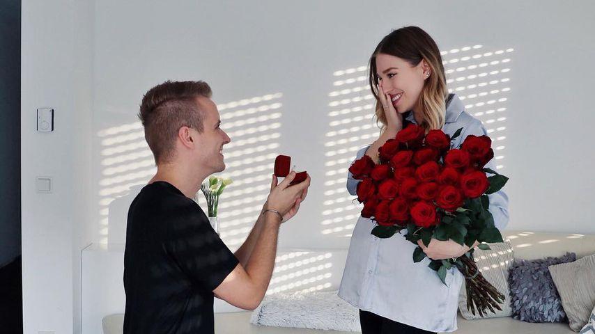 Romantische Verlobung: Bibi & Julian werden bald heiraten!