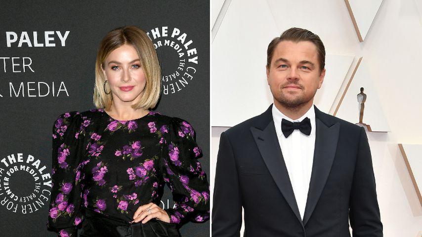 Julianne Houghs Nichte verrät: Leo DiCaprio schlecht im Bett