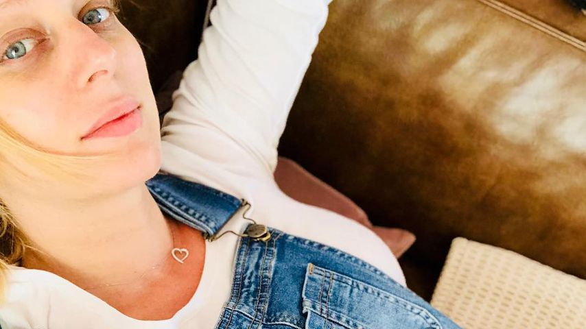 AWZ-Juliette Greco leidet an Schwangerschafts-Wehwehchen