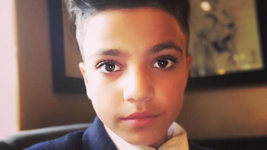 Junior Savva Andre, Sohn von Katie Price