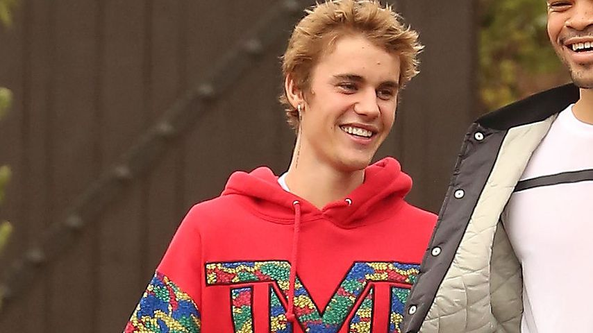 Justin Bieber beim Wandern in Los Angeles