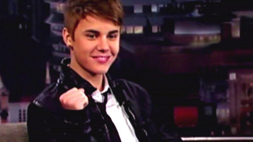 Justin Bieber: 18 sein ist cool, weil....