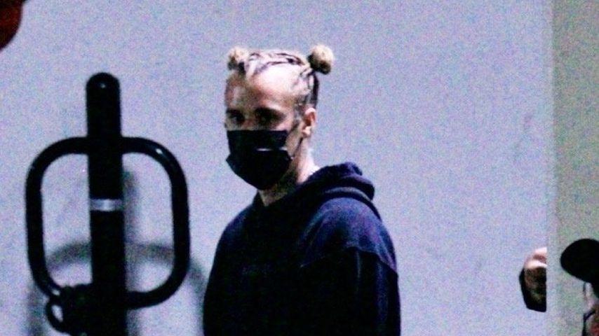 Justin Bieber in Los Angeles, Mai 2021