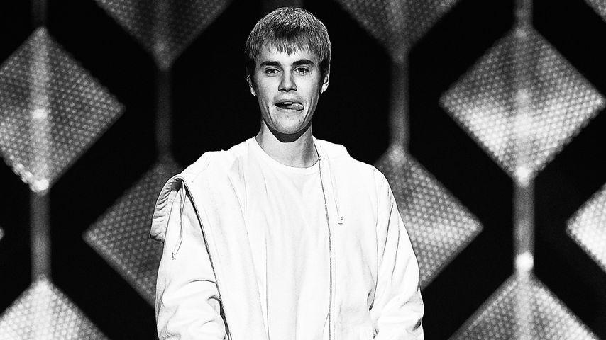 Heiß! Mit diesen Damen ging der Bieber 2016 auf Tuchfühlung