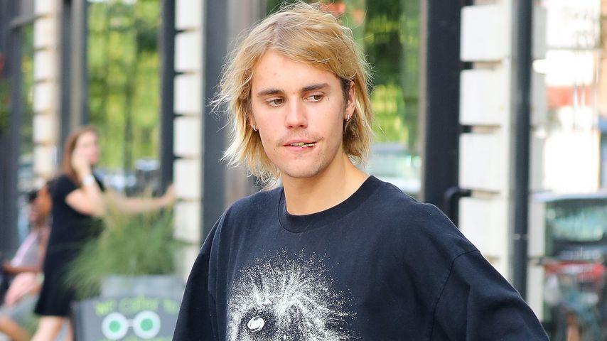 """""""Ihr führt Kinder in den Suizid"""": Bieber sauer auf Hater!"""