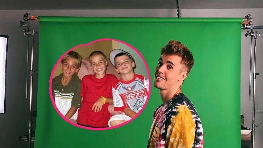 Als süßer Teenie: Justin Bieber teilt seltene Throwback-Pics