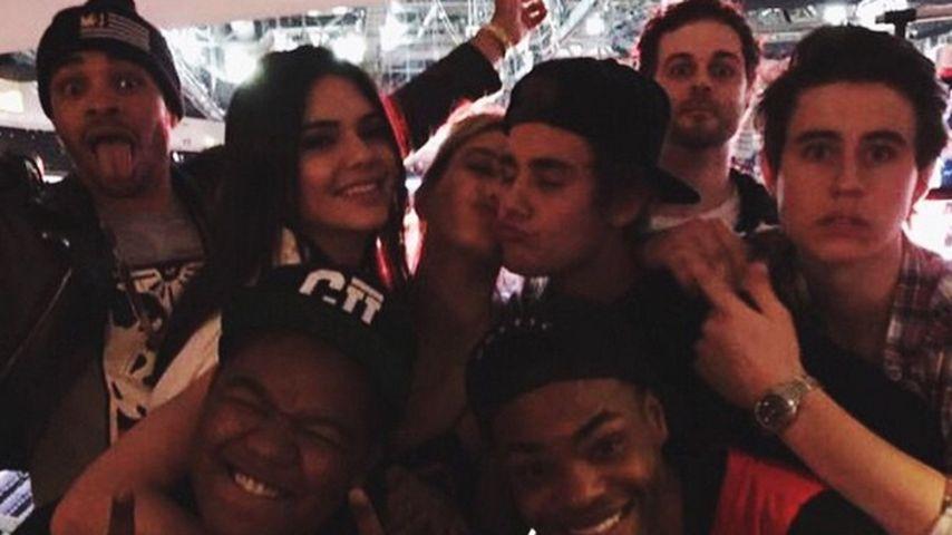 Justin Bieber und Kendall Jenner