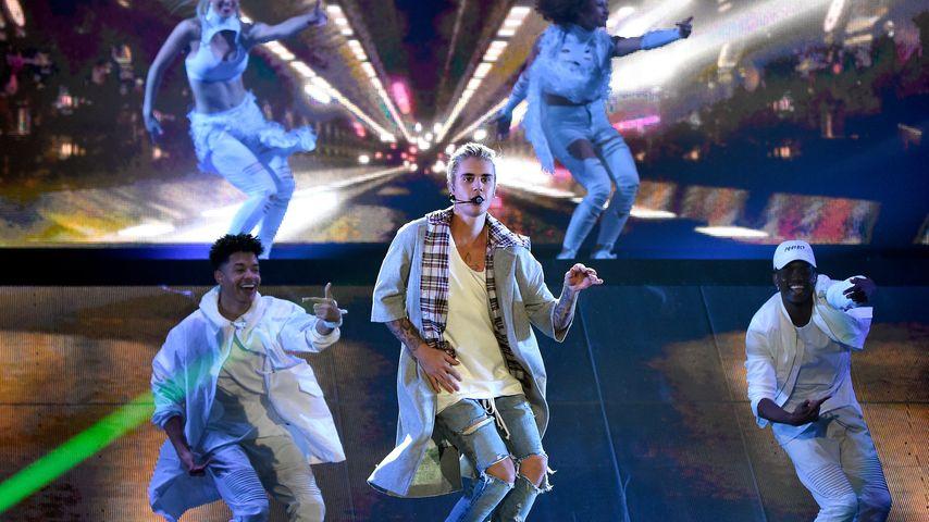 """Justin Bieber bei seiner """"Purpose""""-Tour"""