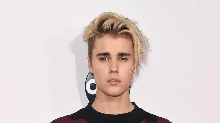 Justin Bieber im November 2015
