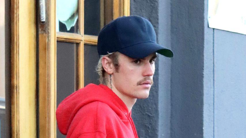 Justin Bieber im Februar 2020