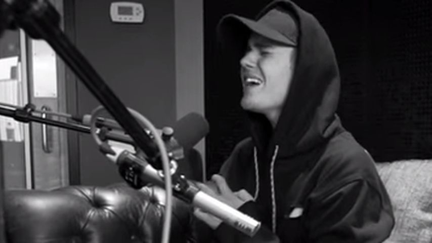 """What Do You Mean"": Justin Biebers sensible Akustik-Version"