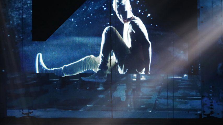 Justin Bieber performt in Italien, 2016