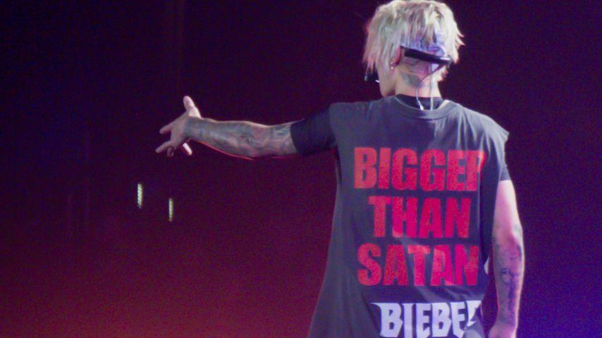 """Justin Bieber auf der """"Purpose""""-Tour 2016"""