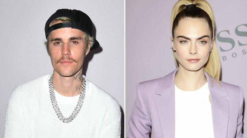 Justin mag Haileys BFF Cara nicht: Jetzt schlägt sie zurück