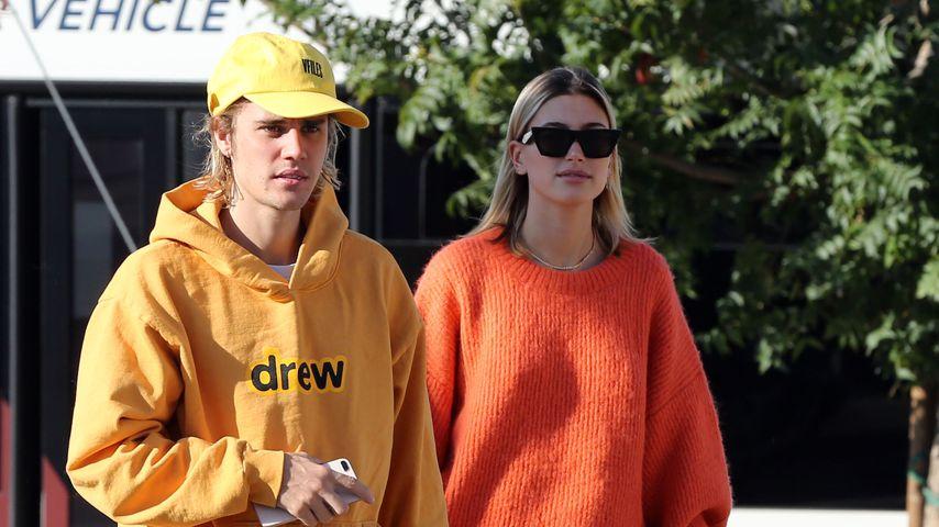 Grusel-Fans? Das sind Justin & Haileys Pläne für Halloween