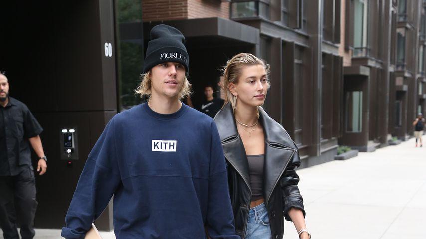 Neue Hinweise: Sind Justin Bieber & Hailey doch verheiratet?