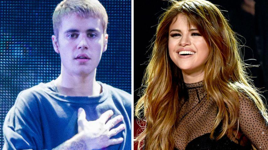 Echt wahr? Liebes-Comeback bei Justin Bieber & Selena Gomez