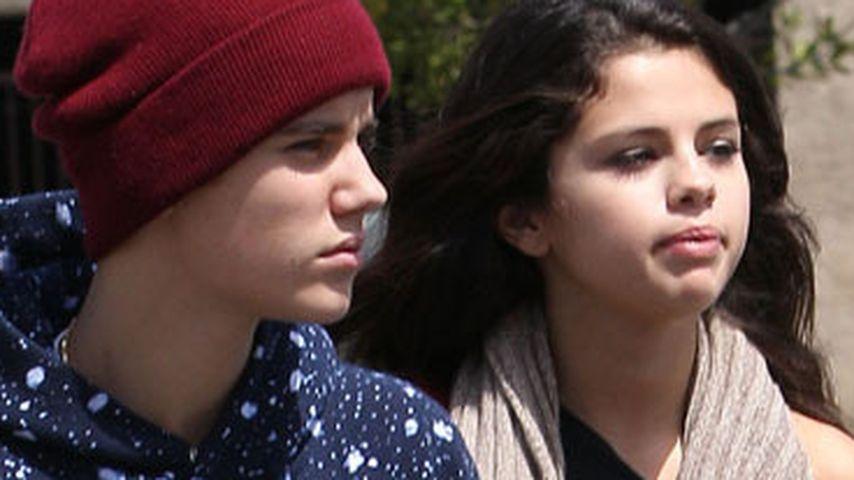 Reunion: Justin Bieber besucht Selena Gomez