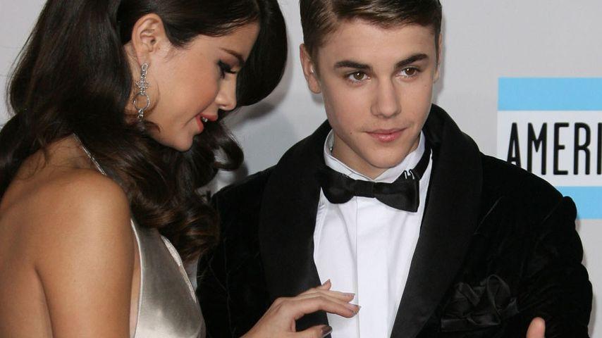 Selena Gomez: Schnauze voll von Justin Bieber?