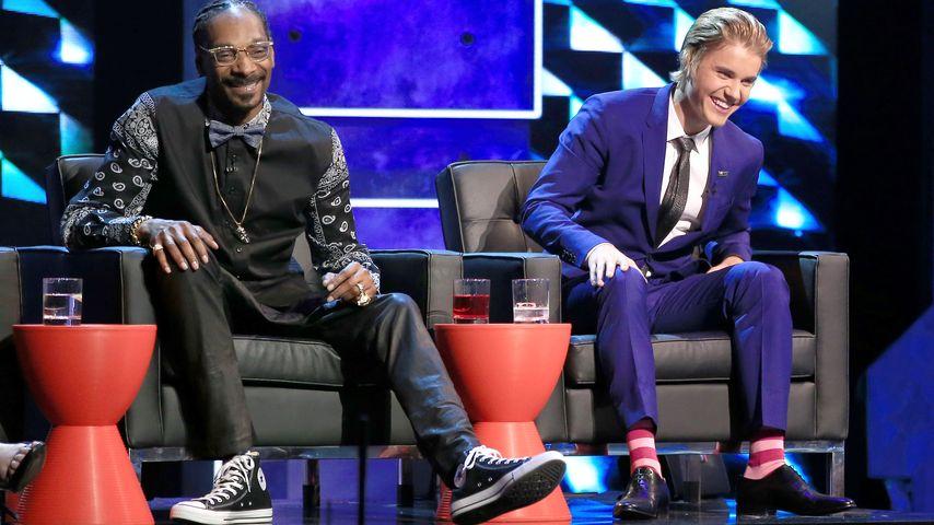 Witziger Roast: So heiß wurde der Bieber gegrillt!