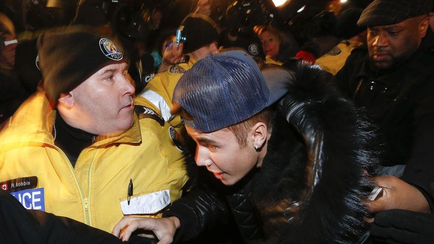 Nun ist es amtlich: Justin war massiv unter Drogen