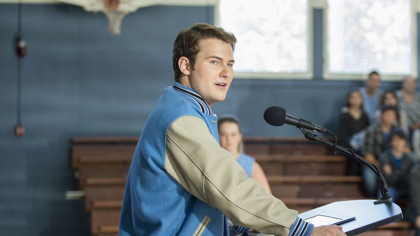 """Justin Prentice als Bryce Walker in """"Tote Mädchen lügen nicht"""""""