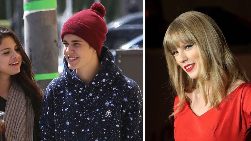 Justin & Selena: Liebes-Comeback dank Taylor Swift