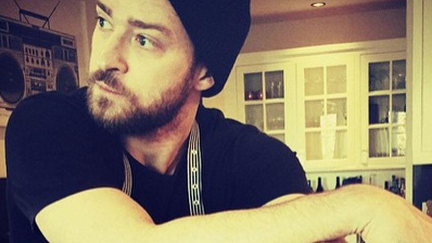Justin Timberlake: Weihnachtsbäcker für Jessica