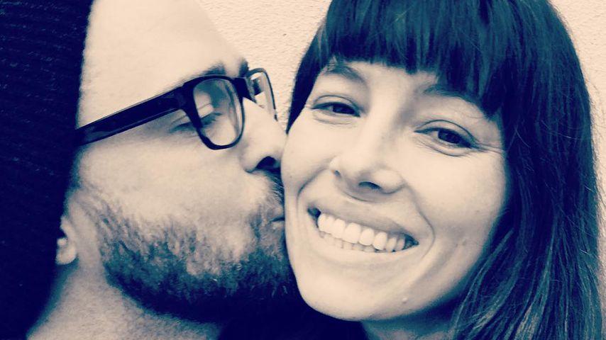 Justin Timberlakes Geburtstagspost an Jessica Biel vom 4. März 2017