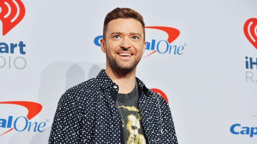 Justin Timberlake schenkt behindertem Teenie 30.000-Euro-Van