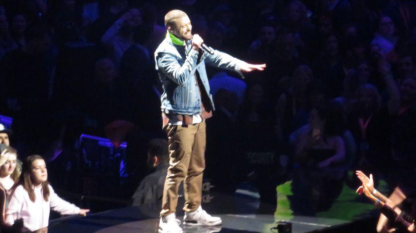 Tour-Auftakt: Justin Timberlake verteilt Shots an seine Fans