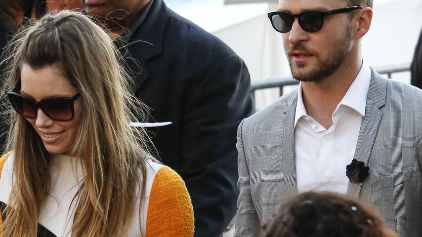 Justin & Jessica: Süßestes Traumpaar von Cannes