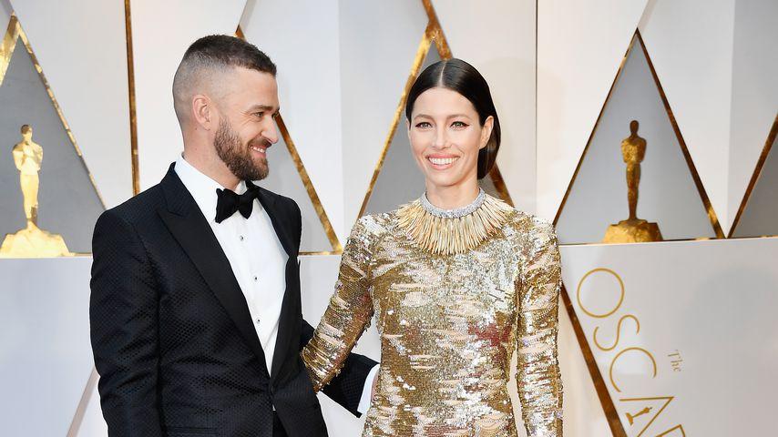 Jessica Biel wäre zu gern mal Justin Timberlakes Boss