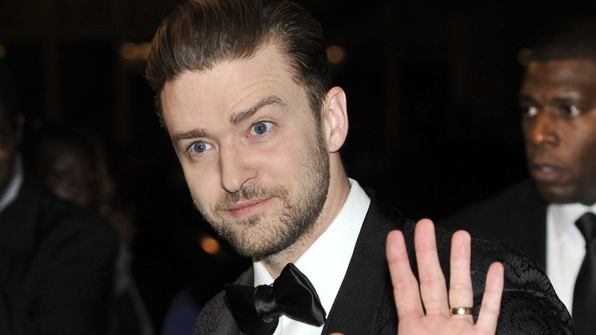 Was ist los? Justin Timberlake verschiebt Konzert