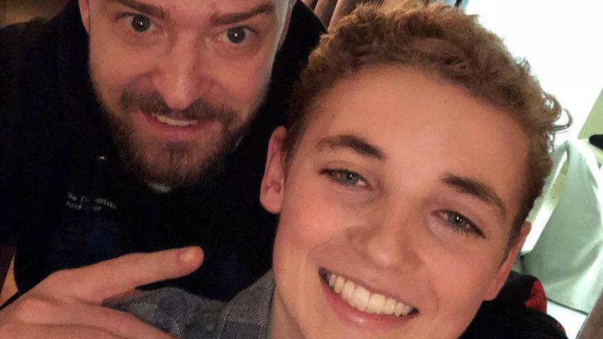 Nach Super Bowl: Selfie-Kid Ryan macht neues Foto mit Justin