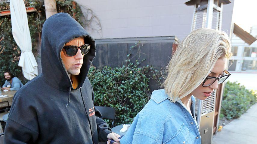 Ehekrise? Justin und Hailey Bieber streiten sich im Park