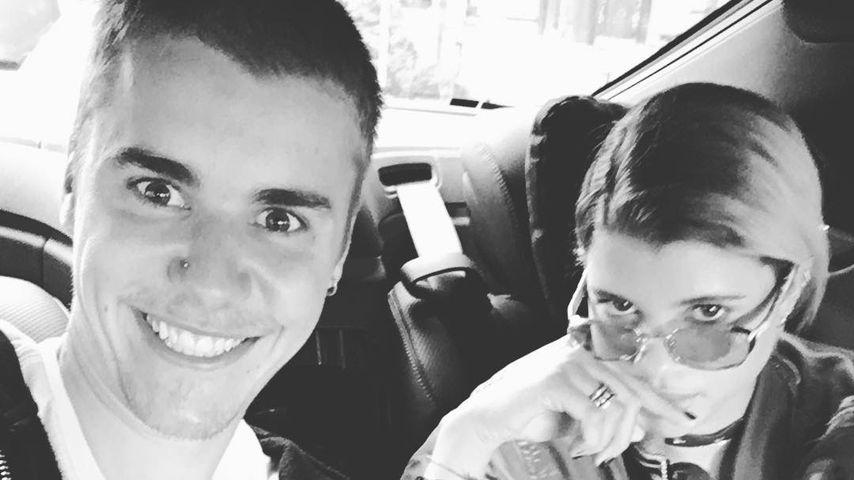 Justin Bieber und Sofia Richie