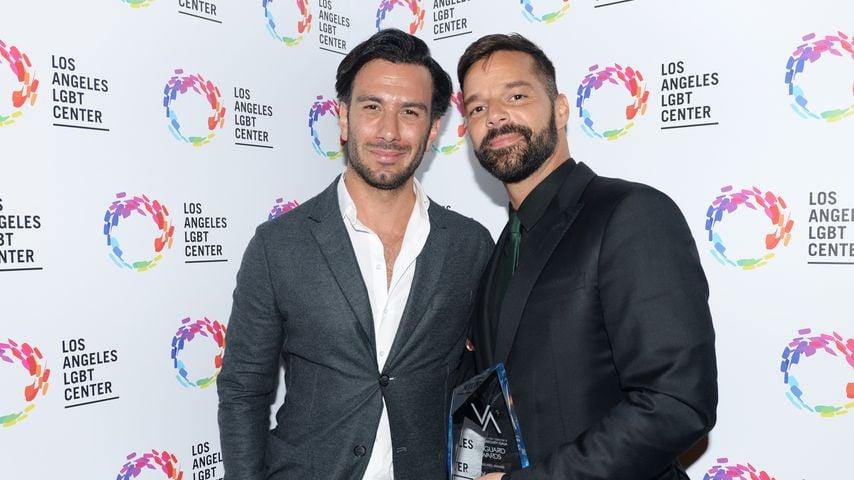 Mit J.Lo und Shakira: Auch Ricky Martin beim Super Bowl?