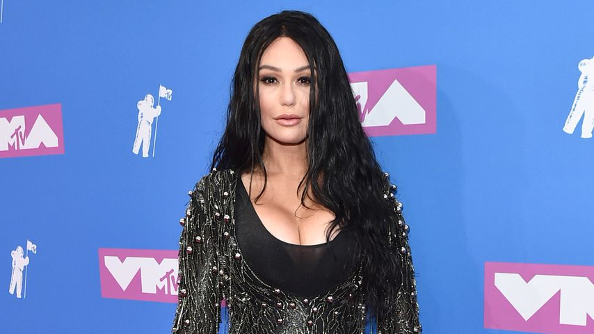 "Jennifer ""JWoww"" Farley bei den MTV Video Music Awards 2018"