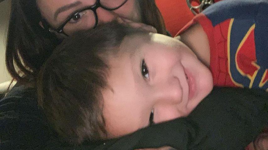 JWoww und ihr Sohn Greyson auf Instagram