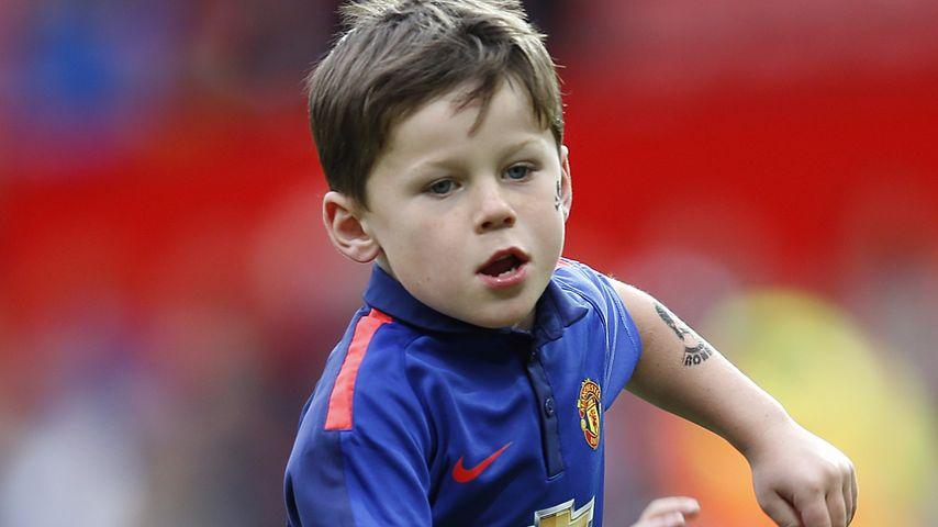Nanu: Rooney-Knirps steht mehr auf Ronaldo & Messi