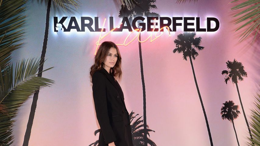 Mega-Hype um Kaia Gerber (17) bei der Paris Fashion Week