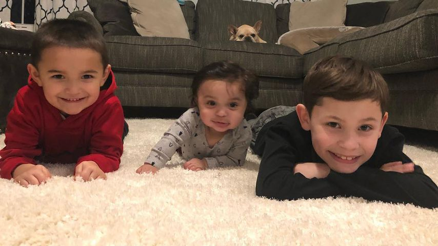Kailyn Lowrys Söhne Lincoln, Lux und Isaac