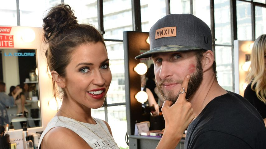 Kaitlyn Bristowe und Shawn Booth auf einem Beauty-Event in Los Angeles
