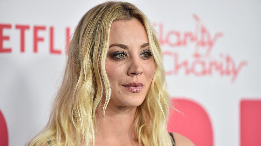 Kurz Vor The Big Bang Theory Ende Kaley Cuoco Wehmutig