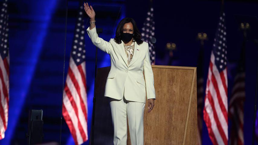 Kamala Harris, Vizepräsidentin der USA