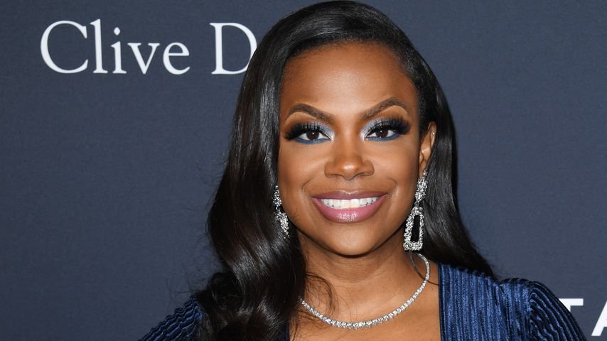 Kandi Burruss bei einer Pre-Grammy-Party, 2020