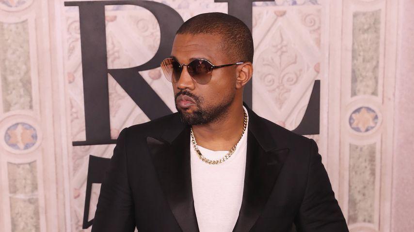 Kanye West bei der New York Fashion Week 2018