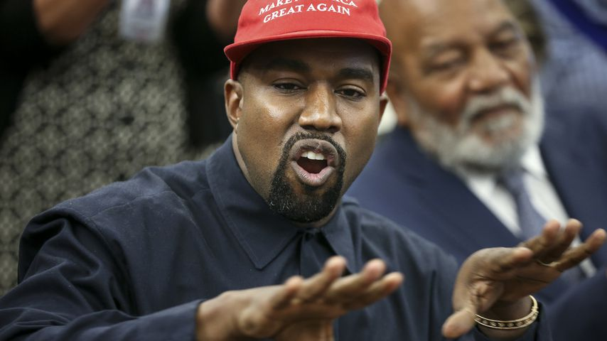 Nach Trump-Meeting: Kanye West ist in schlechter Verfassung