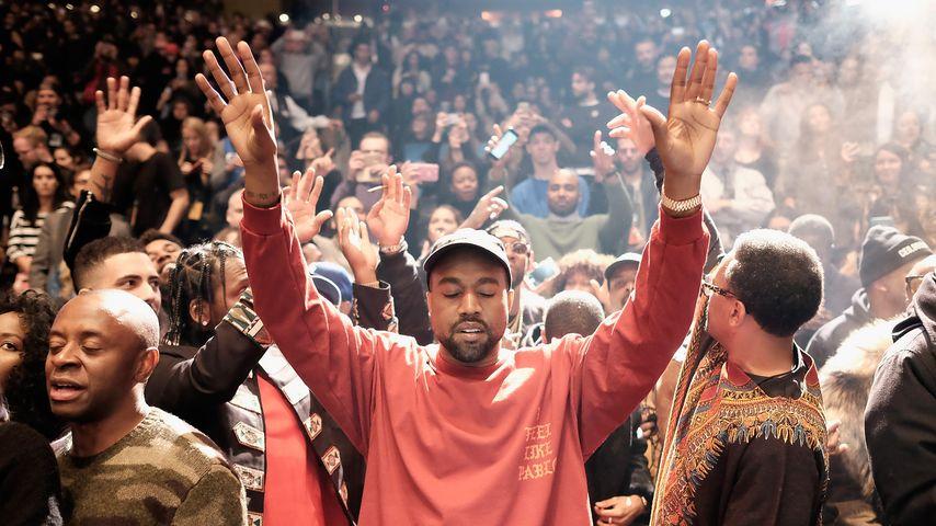 Kanye West im Gaming-Rausch: Spielekonsole inspiriert Album